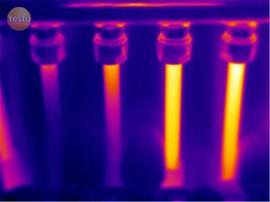 Thermografie Verteiler